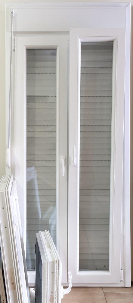 Κουφώματα παράθυρα pvc